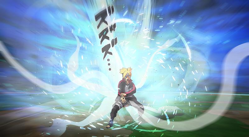Boruto Karma llegará al juego Naruto To Boruto: Shinobi Striker