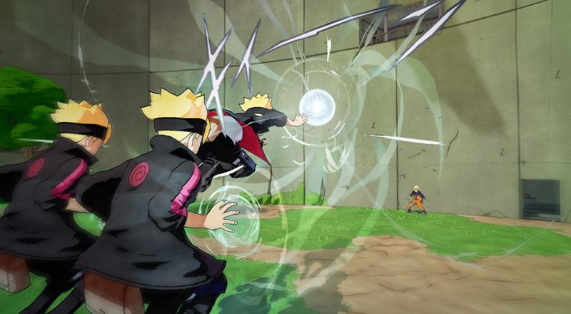 Boruto Karma en Shinobi Striker