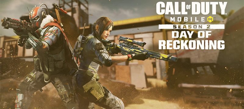 Call of Duty Mobile Temporada 2 Day of Reckoning