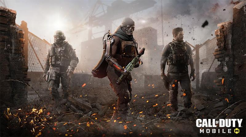 Call of Duty Mobile Temporada 2 Day of Reckoning operadores