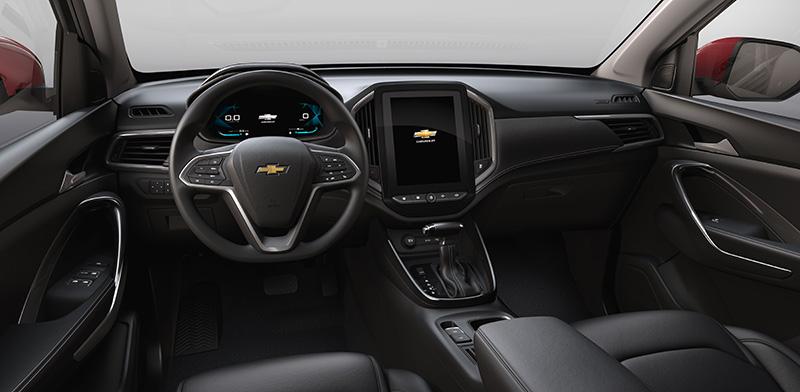 Chevrolet Captiva 2022 conectividad