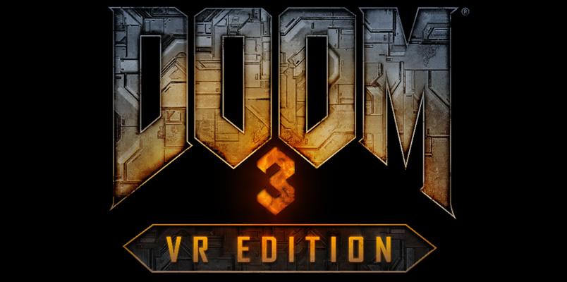 DOOM 3: VR Edition llega para desatar el terror en PlayStation VR