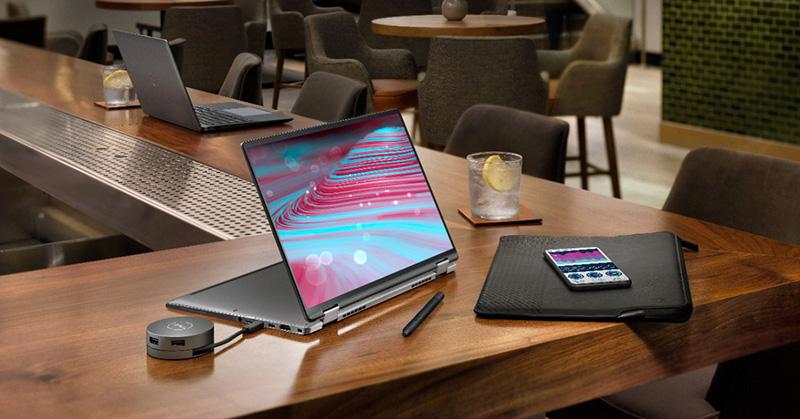 Con las nuevas Dell Latitude y Dell Optimizer serás más productivo