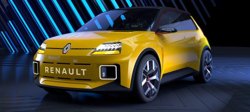 Diamante logo Renault 2021