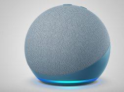 Echo Dot azul 4a generacion