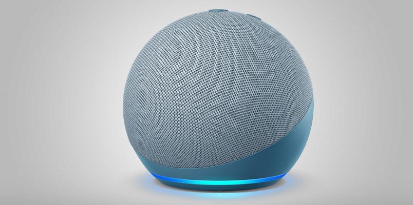 Compra el nuevo Echo Dot por menos de 1,000 pesos con Prime