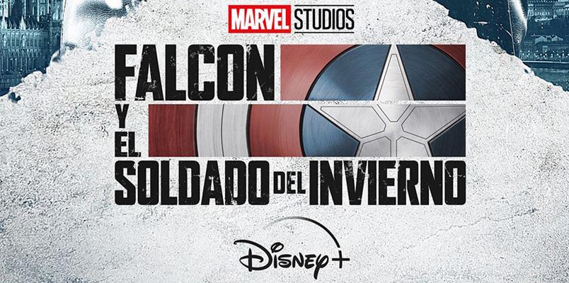 Falcon y el Soldado del Invierno posters lanzamiento
