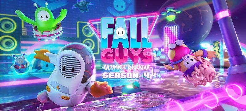Fall Guys Ultimate Knockout Temporada 4