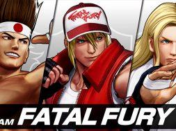 Fatal Fury KOF XV
