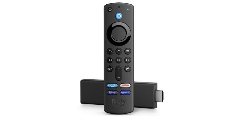 Fire TV Stick 4K 2021 Mexico