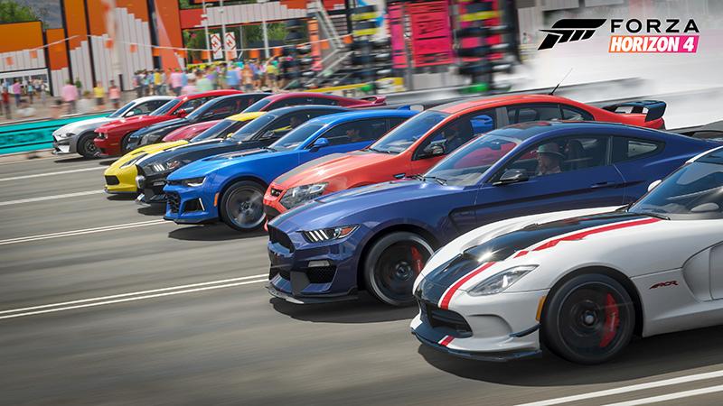 Forza Horizon 4 disponible Steam