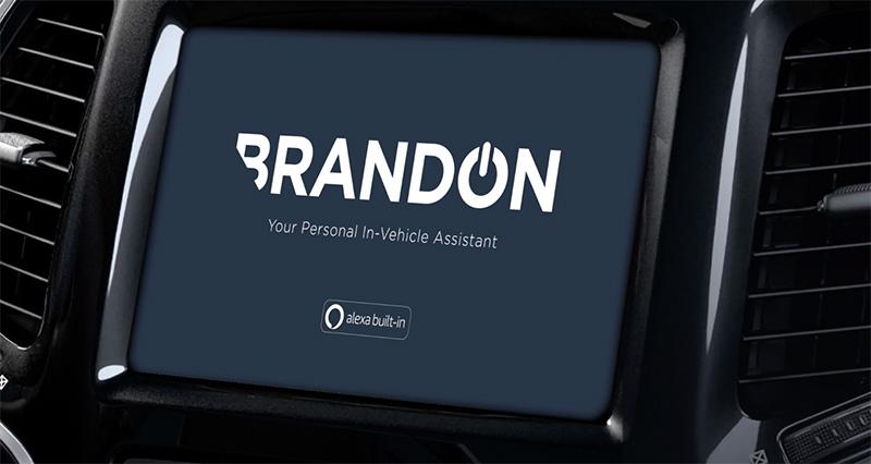 Garmin Brandon Alexa autos