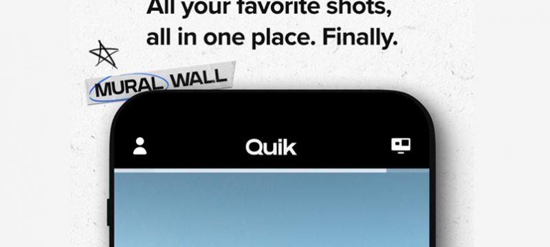 GoPro Quick Mural