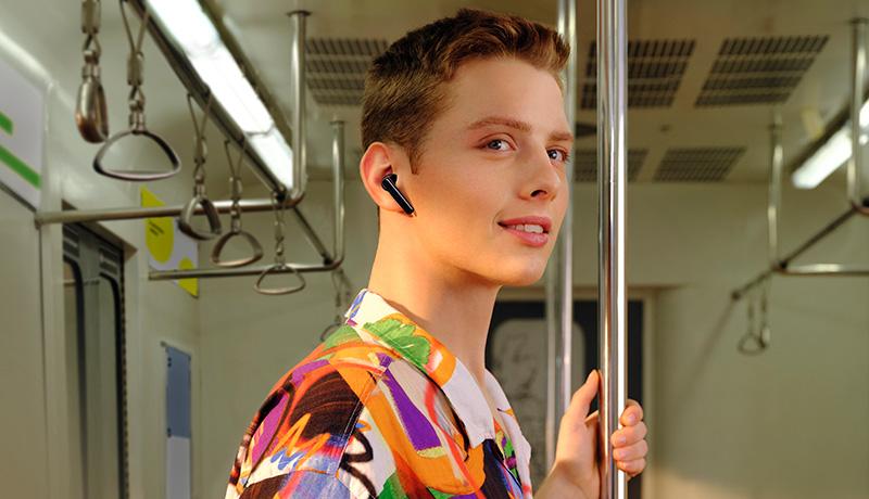 Huawei FreeBuds 4i metro