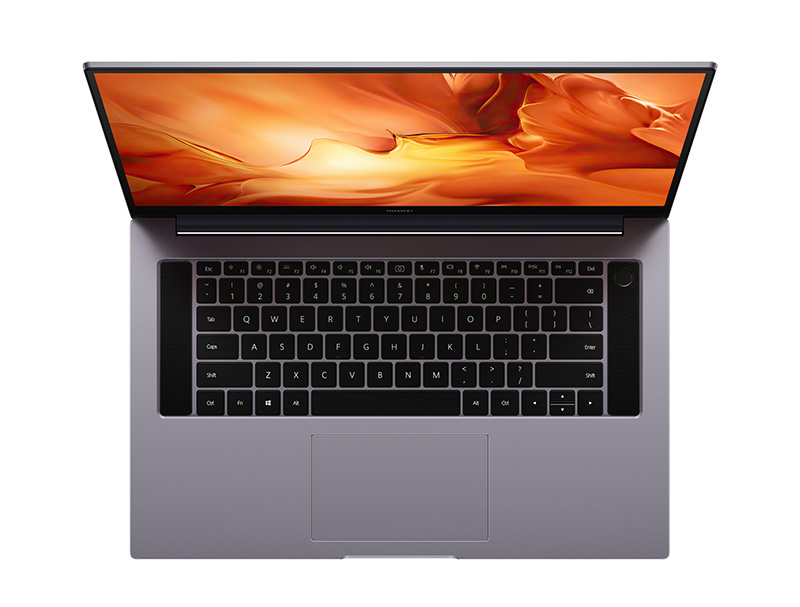 Huawei MateBook D 16 teclado