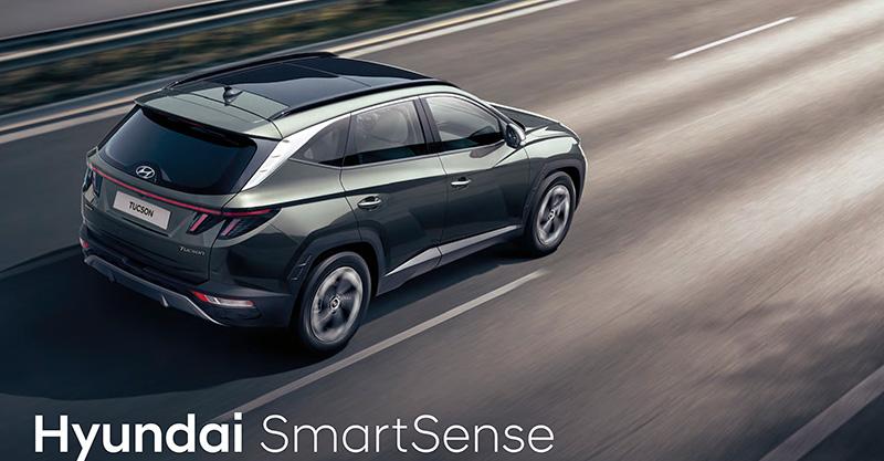 Hyundai Tucson 2022 seguridad