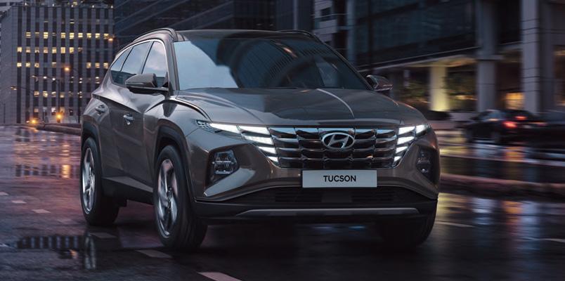 Hyundai Tucson 2022 llega a México, conoce precios y versiones