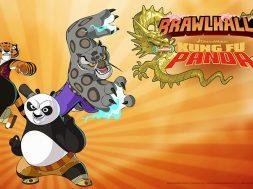 Kung Fu Panda x Brawlhalla