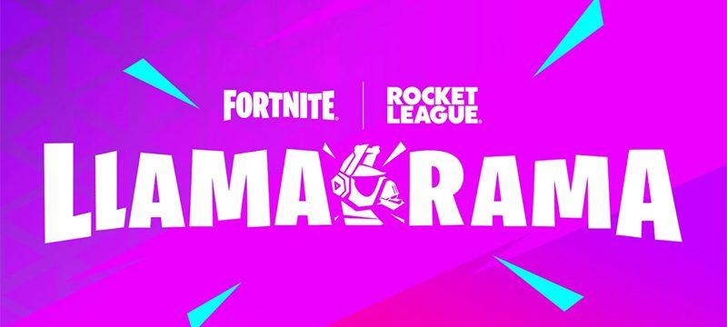 Llama-Rama Rocket League y Fortnite