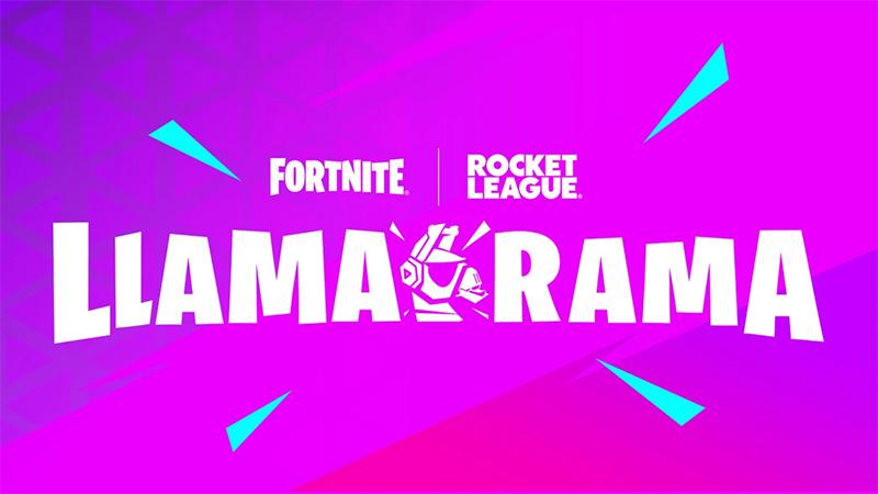 Consigue el nuevo contenido entre Rocket League y Fortnite