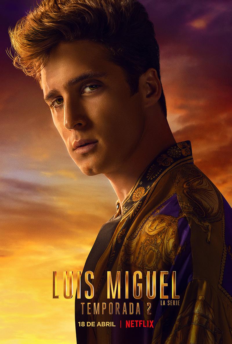 Luis Miguel La serie Temporada 2 poster 1