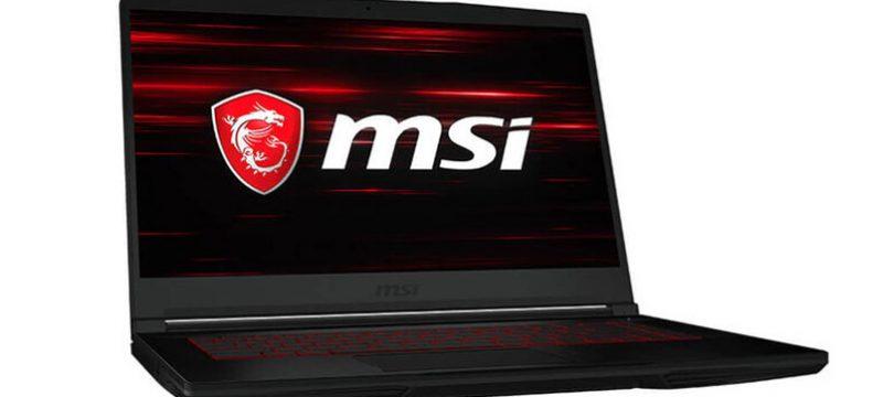 MSI laptops descuento Palacio de Hierro