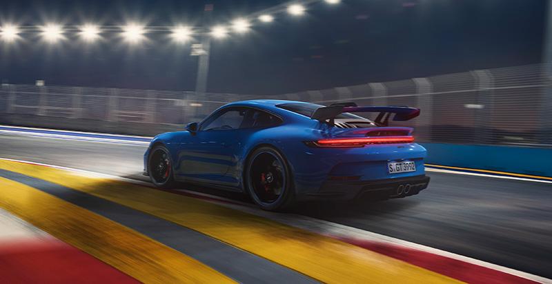 Michelin Pilot Sport Cup 2 R Connect Porsche 911 GT3 992