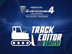 Monster Energy Supercross – The Official Videogame 4 editor de pistas concurso