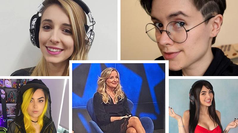 Mujeres-Gamers HyperX