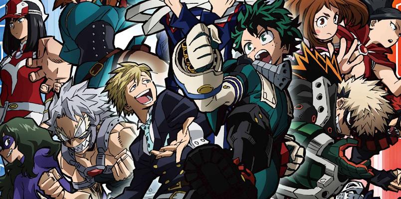 Quinta temprada de My Hero Academia llegará a Funimation