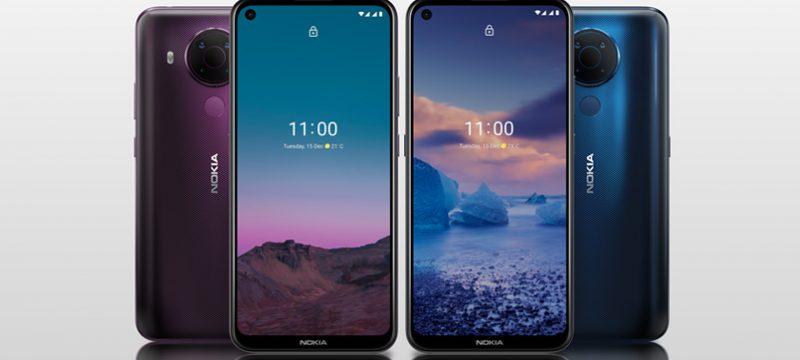Nokia-5.4 Mexico
