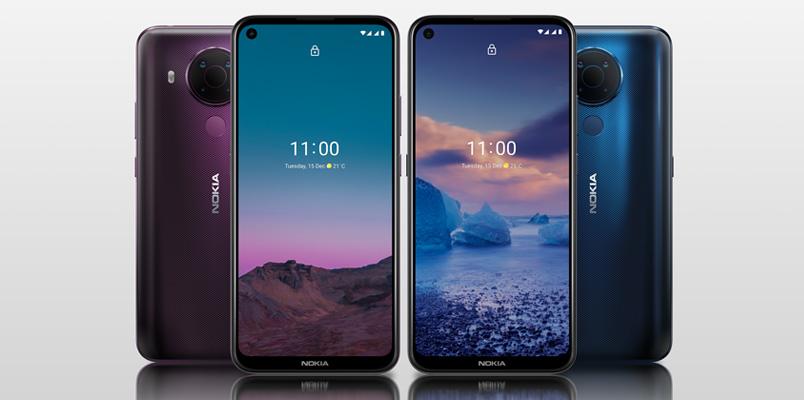 Nokia 5.4 ya está disponible en México; precio y características