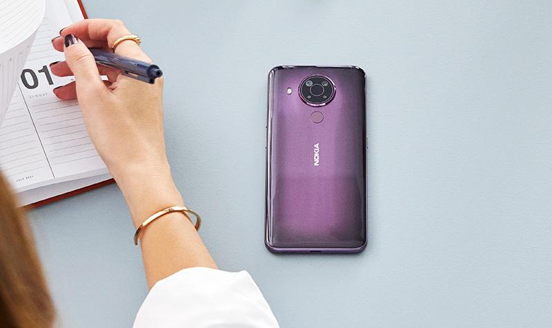 Nokia-5.4-trabajo