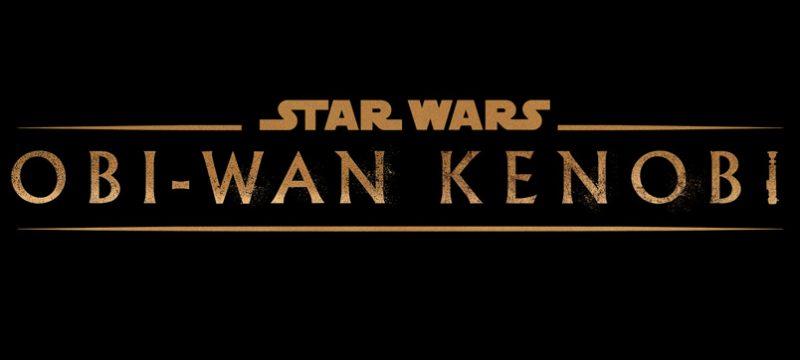 Obi-Wan Kenobi serie logo