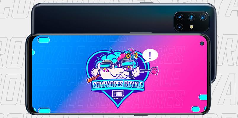 OnePlus se une al torneo Compadres Royale de PUBG MOBILE