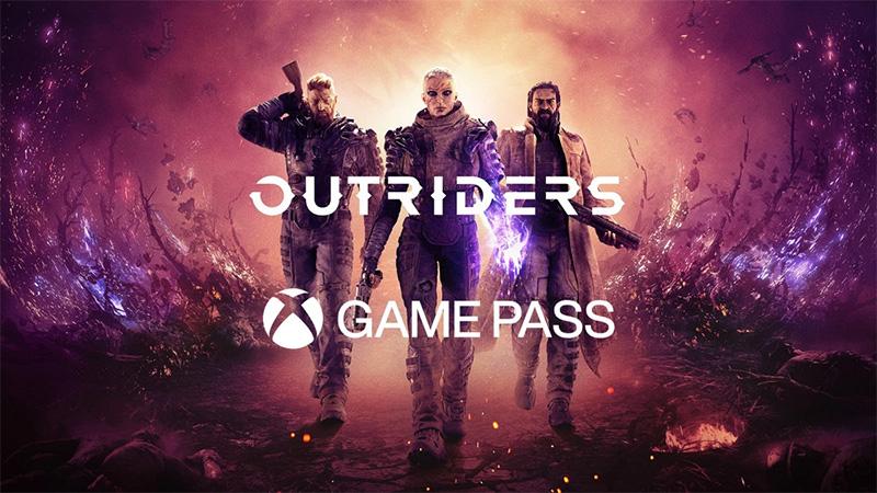 Outriders estará disponible en Xbox Game Pass el 1 de abril