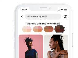 Pinterest gama de tonos de piel
