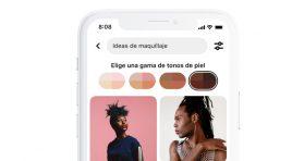Pinterest presenta en México la función de gama de tonos de piel