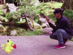 Pokemon GO Microsoft Mesh