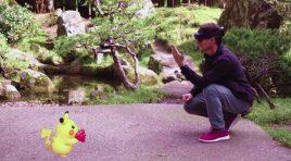Así es la realidad mixta de Pokémon GO con Microsoft Mesh
