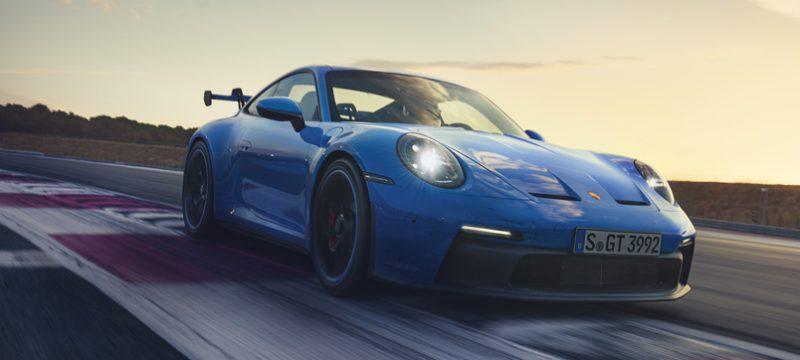 Porsche 911 GT3 992 Michelin Pilot Sport Cup 2 R Connect