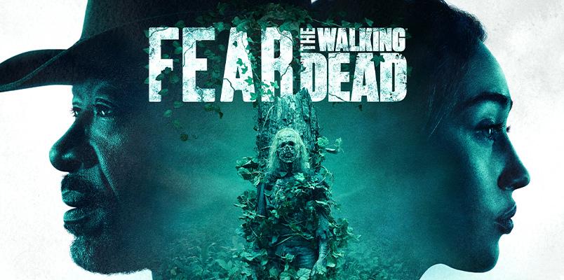 Póster de la nueva temporada de Fear The Walking Dead