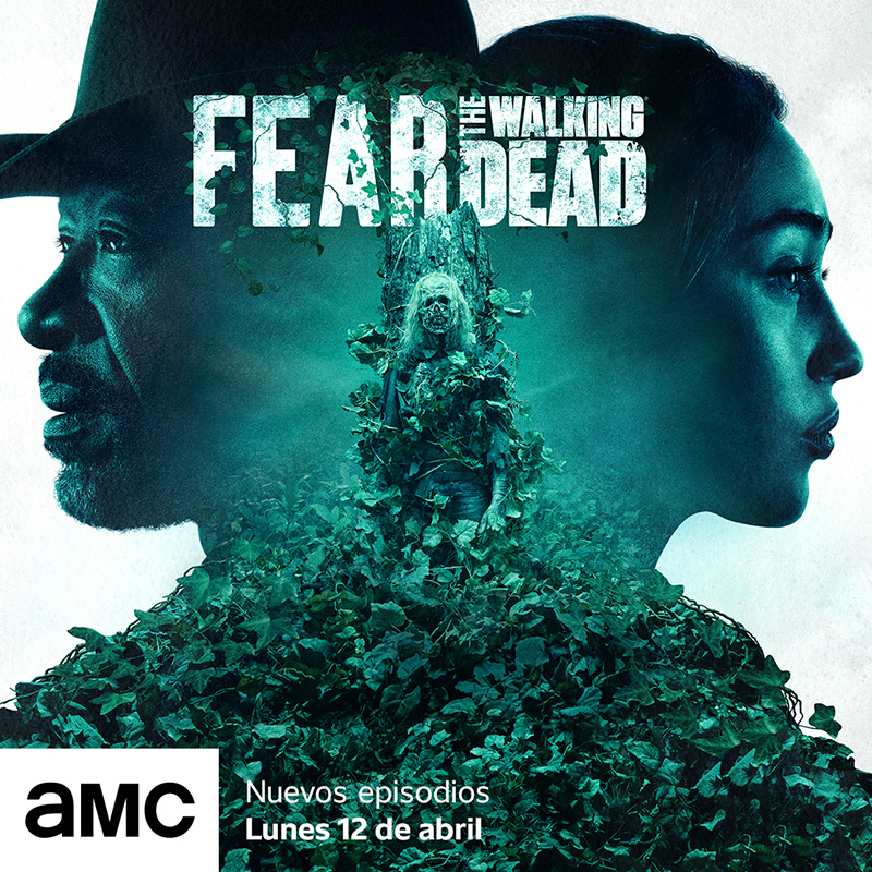 Poster Fear the Walking Dead Temporada 6-2