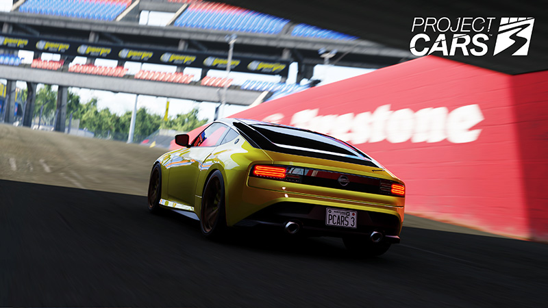 Project CARS 3 Power Pack Nissan Z Proto 2021