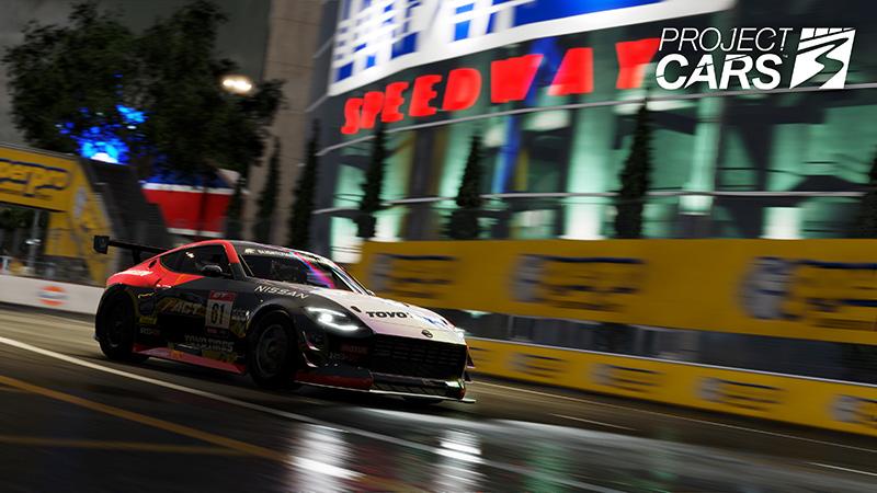 El deportivo Nissan Z Proto 2021 se estrena en Project CARS 3