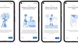 La app de Google para medir la frecuencia cardíaca y respiratoria