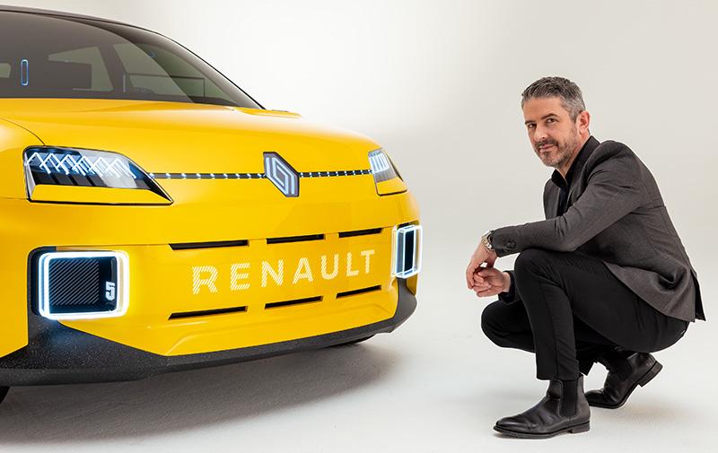 Renault-5-Prototype-Gilles Vidal