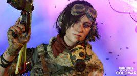 Ella es Samantha Maxis, la nueva operadora Cold War y Warzone