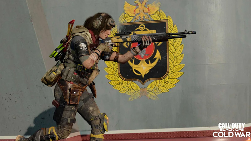 Samantha Maxis pack Call of Duty
