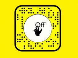Snapchat Off-White